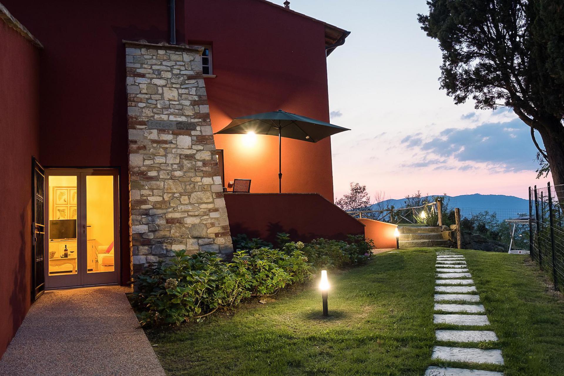 Agriturismo Toskana 11 Wohnungen mit Design-Interieur in der Toskana | myitalyselection.de
