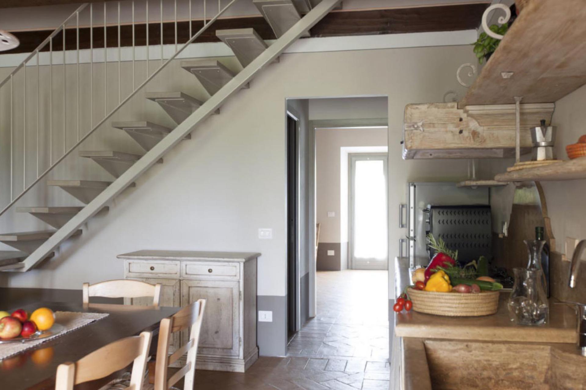 Agriturismo Toskana 9 Wohnungen auf Olivenhof in der Toskana   myitalyselection.de