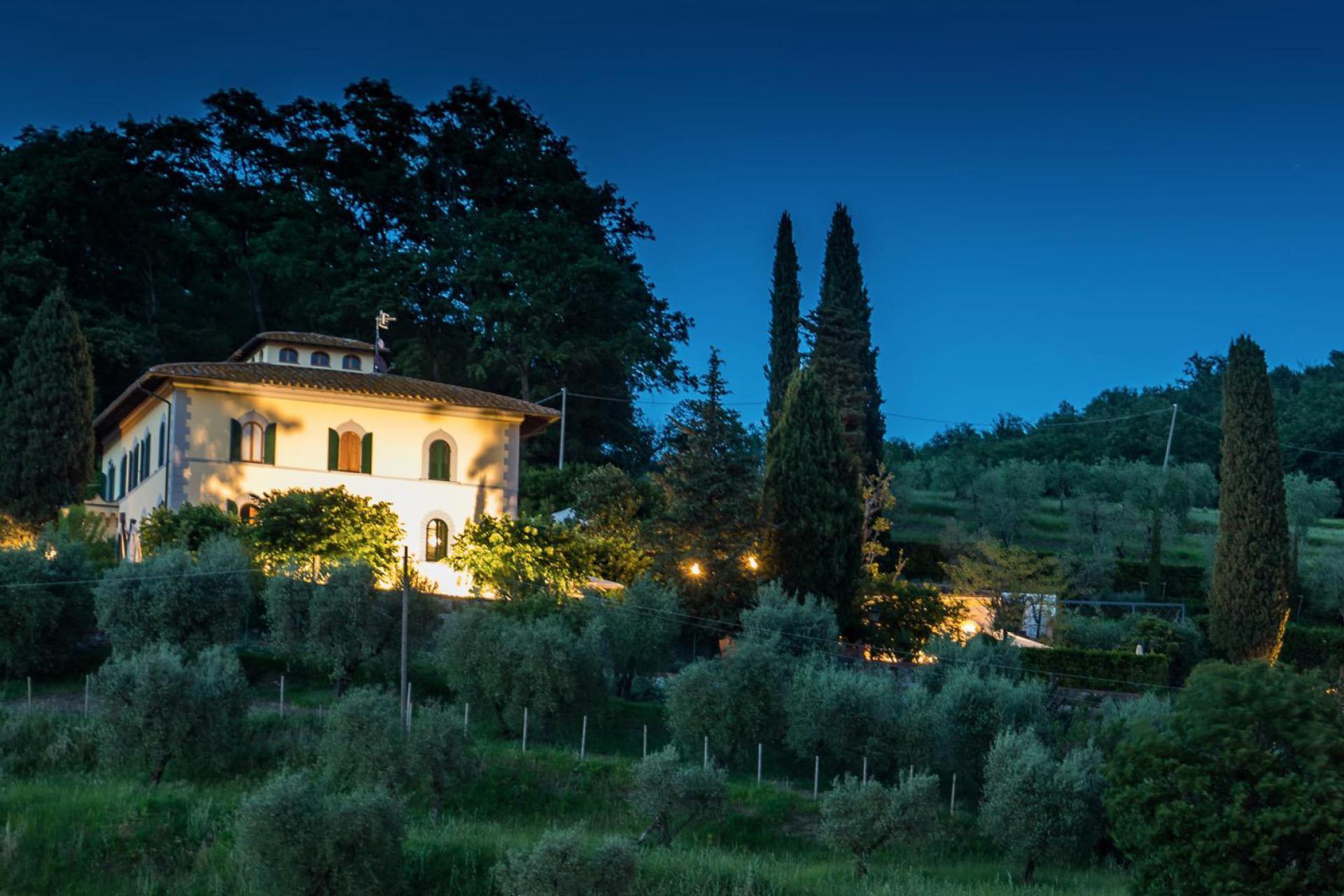 Agriturismo Toskana Agriturismo in Villa zwischen Florenz und Lucca   myitalyselection.de