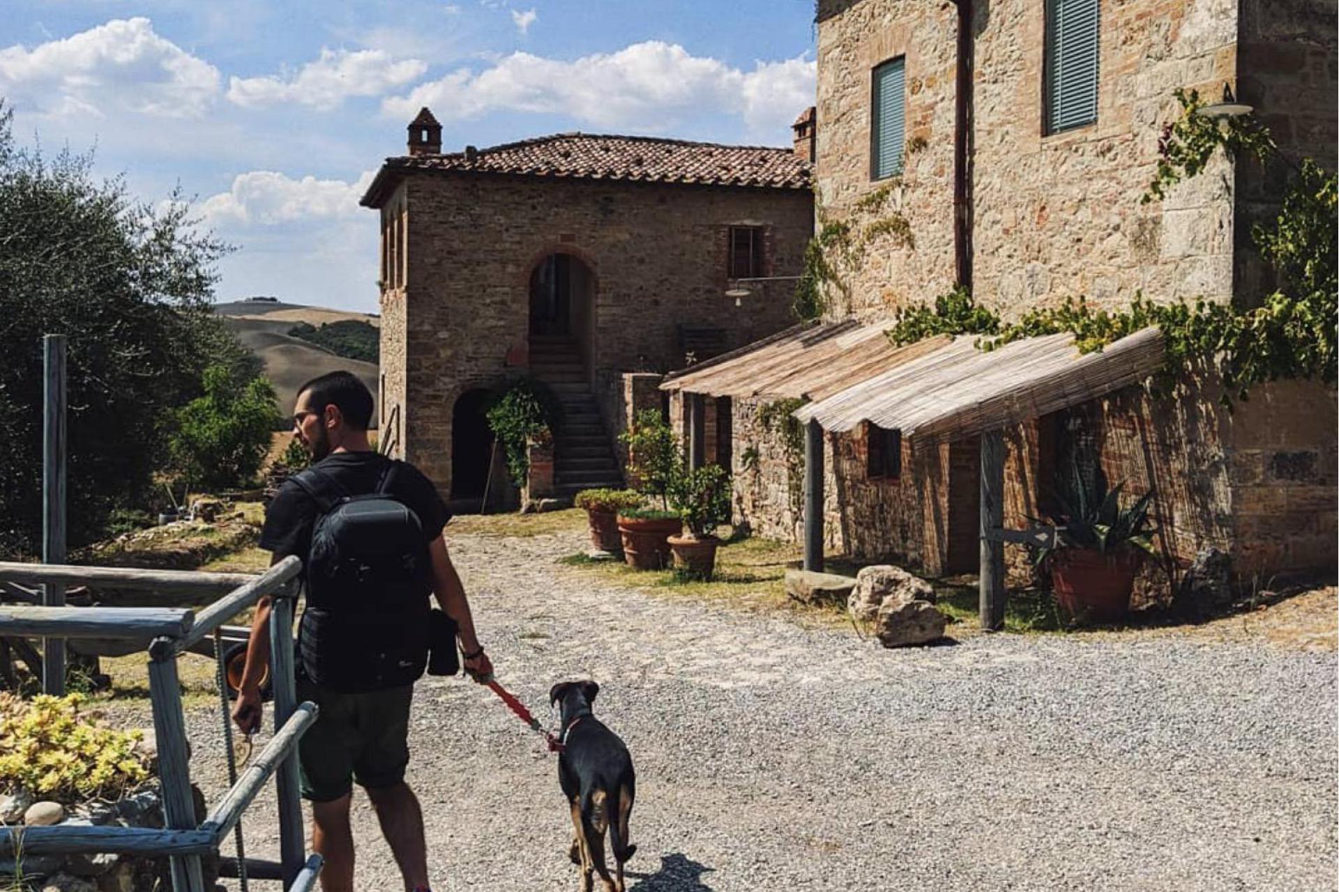 Agriturismo Toskana Agriturismo Pienza mit atemberaubender Aussicht | myitalyselection.de