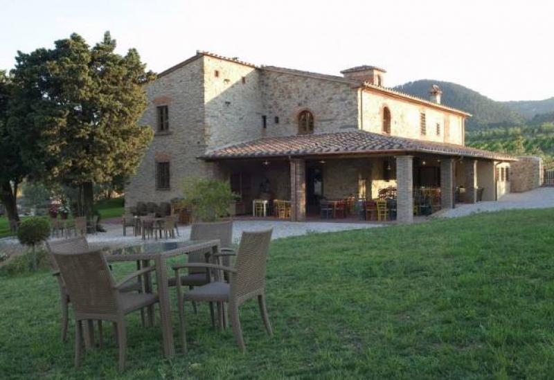 Agriturismo Toskana Agriturismo mit Zimmern in der Toskana