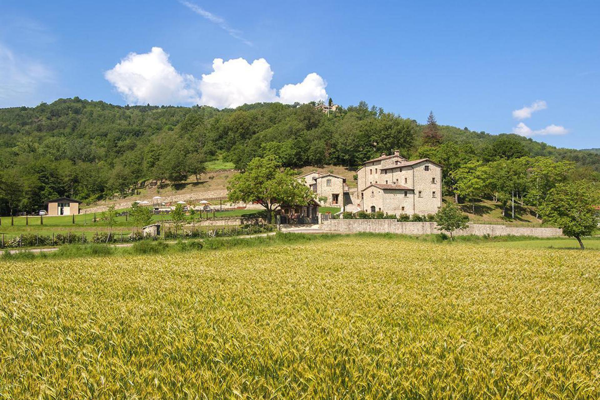 Agriturismo Toskana Agriturismo Toskana, ruhig gelegen und mit schöner Aussicht