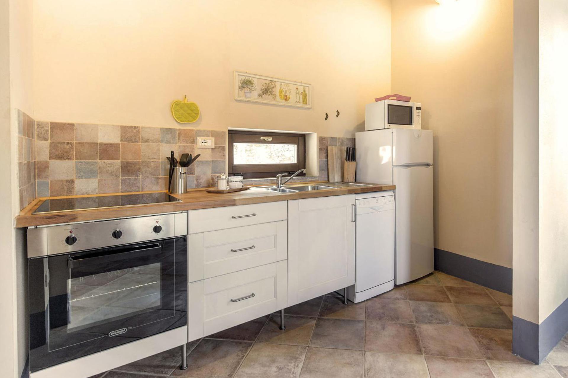 Agriturismo Toskana Appartement Maremma - luxuriöse und ruhig   myitalyselection.de