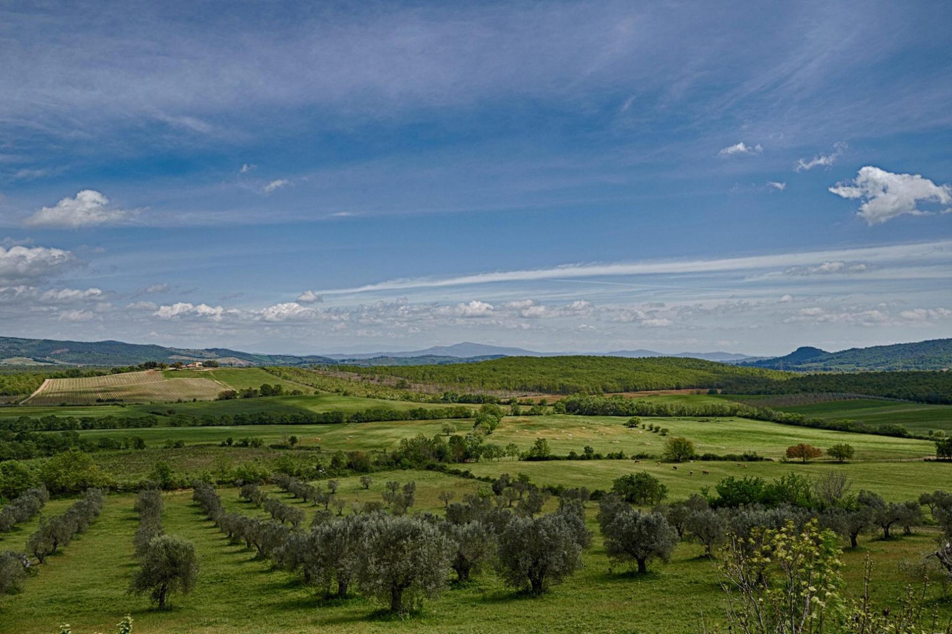 Agriturismo Toskana Ehemaliges Kloster in der Südtoskana | myitalyselection.de