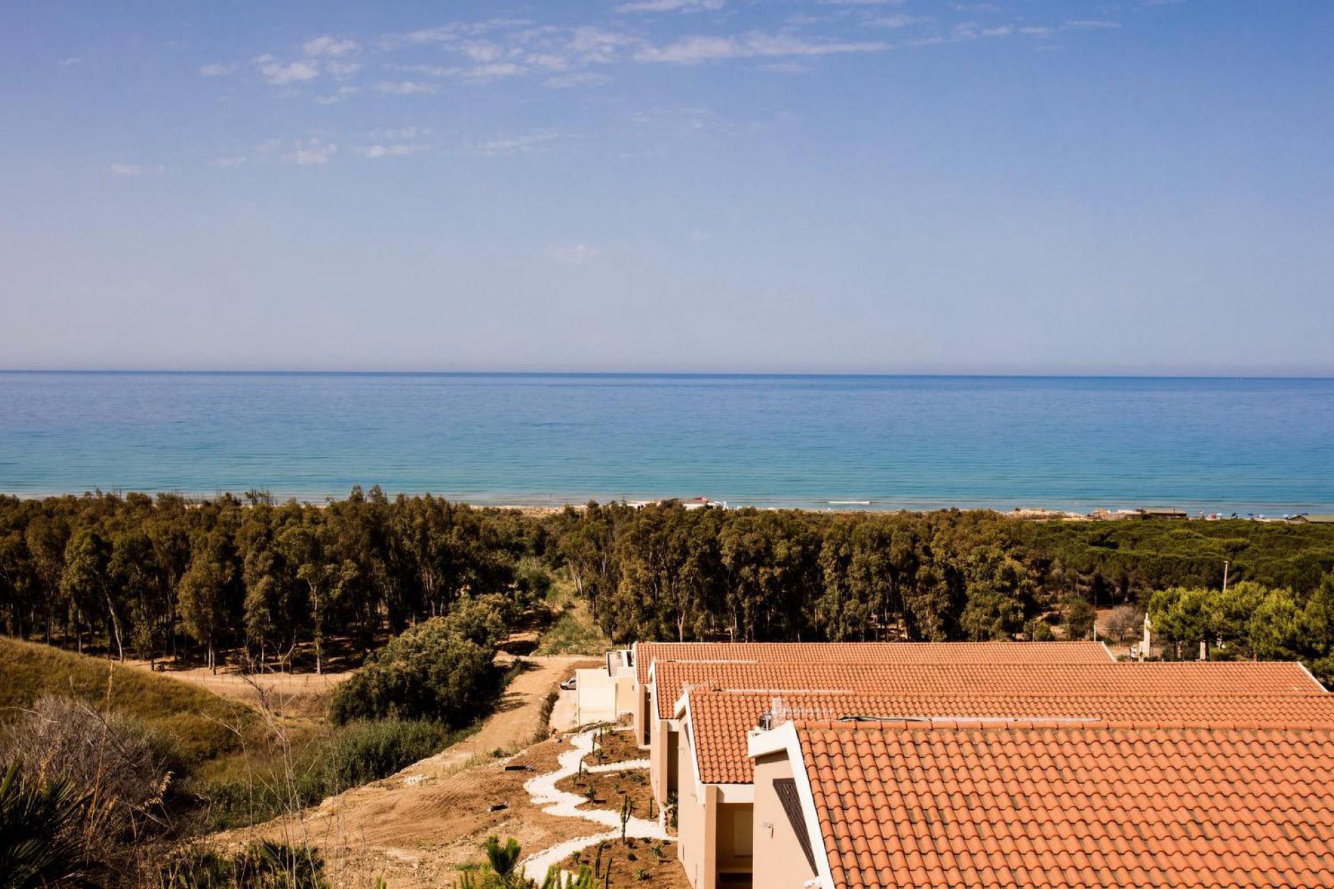 Agriturismo Sizilien Familien Residenz zu Fuß vom Meer
