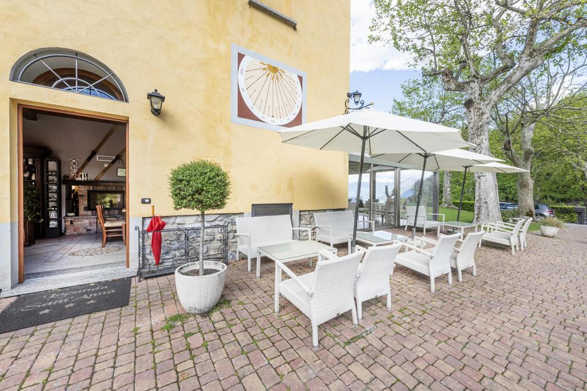 Agriturismo Comer See und Gardasee Gemütliche Unterkunft mit Restaurant  - Comer See | myitalyselection.de
