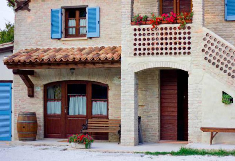 Agriturismo Marken Agriturismo Marken, gemütlich und bei einem netten Ort