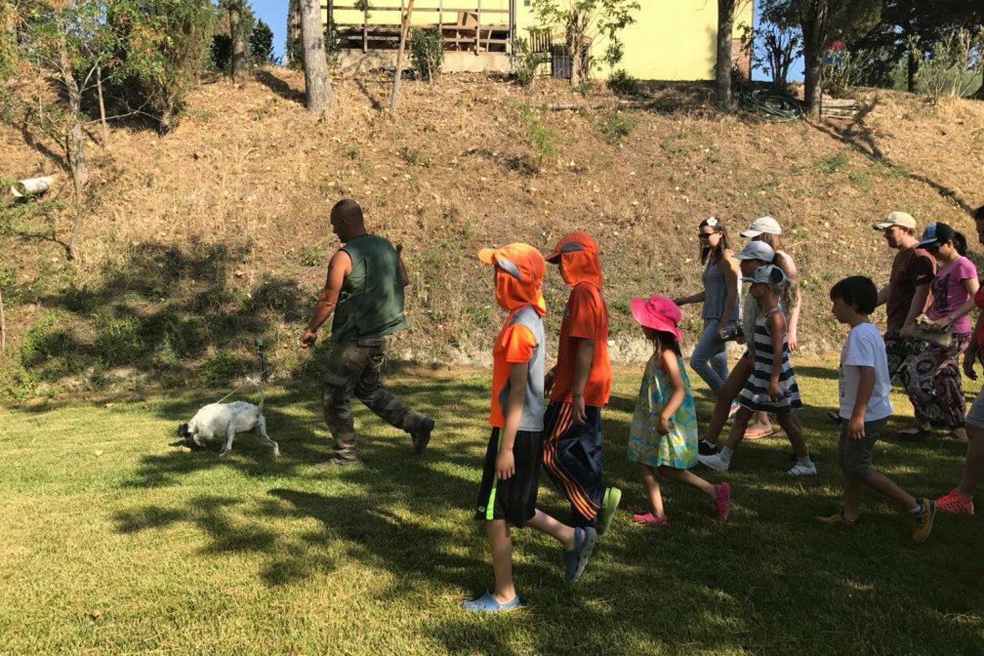 Agriturismo Toskana Kinderfreundlicher Urlaub Toskana - mit schönem Pool | myitalyselection.de