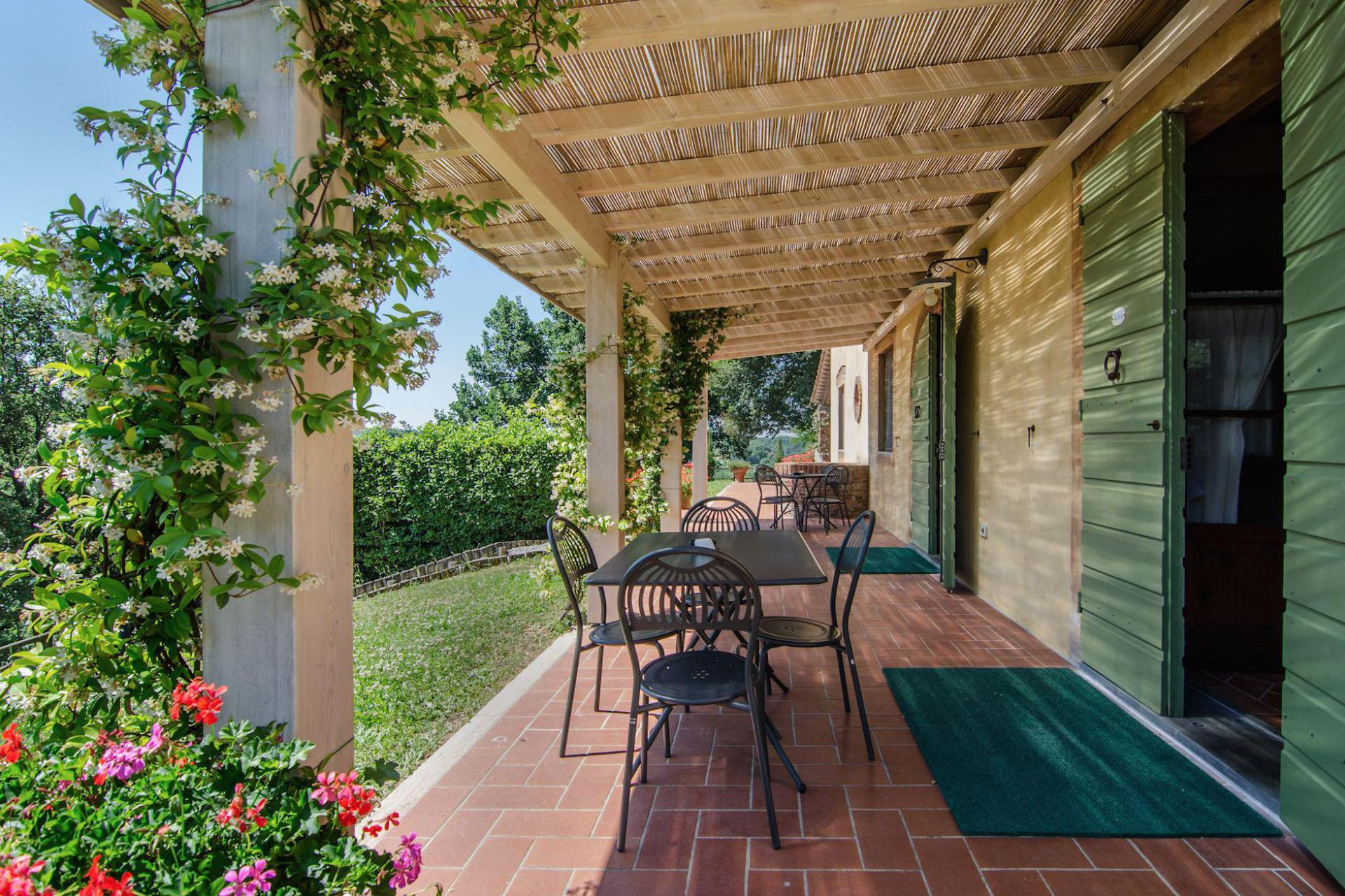 Agriturismo Piemont Ferienwohnungen, im Piemont gelegen und modern gestaltet