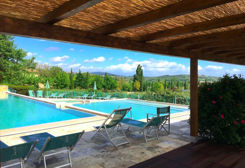 Agriturismo Country Resort Toskana mit Restaurant und Pool