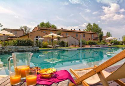 Ferienanlage Toskana, strandnah und familienfreundlich