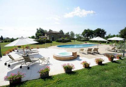 Agriturismo Toskana, auf dem Land und ruhig gelegen