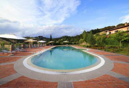 Agriturismo, Toskana, luxuriöse Unterkunft